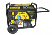 Champion CPG7500E2-DF Dual Fuel Generator 7000 Watt